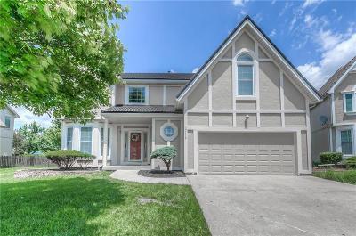Olathe Single Family Home For Sale: 15110 W 143rd Terrace