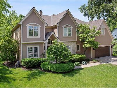 Leawood Single Family Home For Sale: 13257 Delmar Court