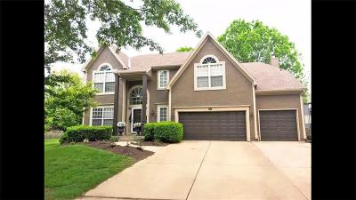 Overland Park Single Family Home For Sale: 15817 Birch Street