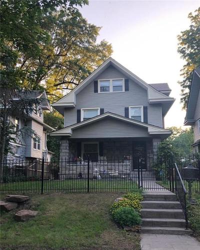 Kansas City Single Family Home For Sale: 3012 Campbell Street