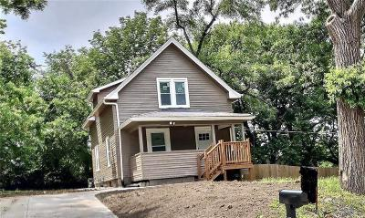 Kansas City Single Family Home For Sale: 2512 N 34th Street