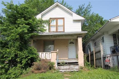 Single Family Home For Sale: 2740 Monroe Avenue