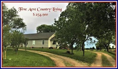 Knob Noster Single Family Home For Sale: 900 NE 600th Road
