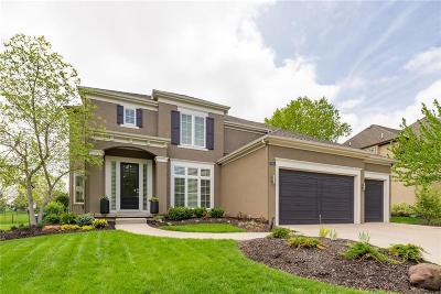 Leawood Single Family Home For Sale: 3081 W 132 Place