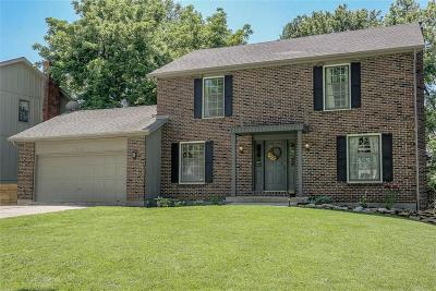 Overland Park Single Family Home For Sale: 11312 Grandview Drive