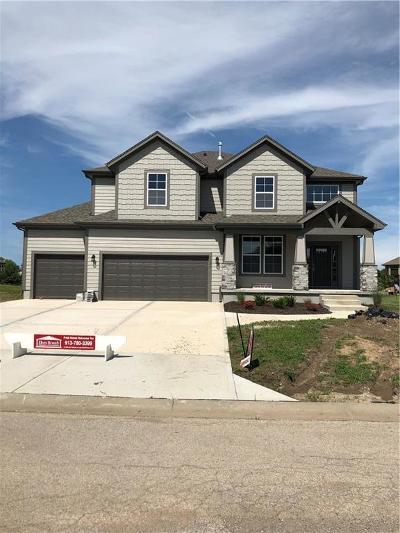 Kansas City Single Family Home For Sale: 3325 N 128 Terrace