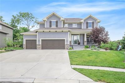 Olathe Single Family Home For Sale: 24115 W 124th Terrace