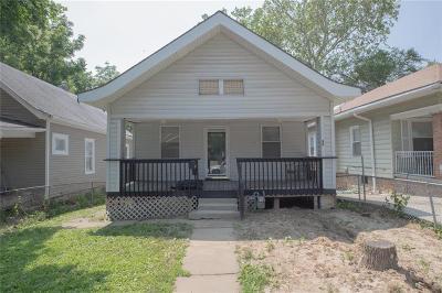 Kansas City Single Family Home For Sale: 62 S 17th Street