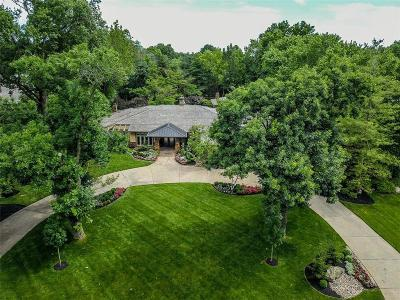 Leawood Single Family Home For Sale: 8615 Reinhardt Lane