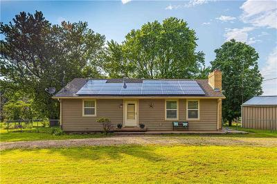 Lawrence Single Family Home For Sale: 693 E 1450 Road