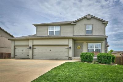 Wyandotte County Single Family Home For Sale: 4209 N 122nd Terrace