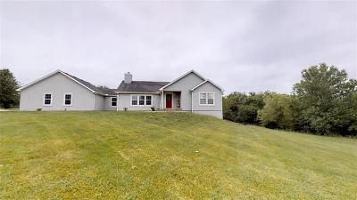 Single Family Home For Sale: 30810 E Major Road