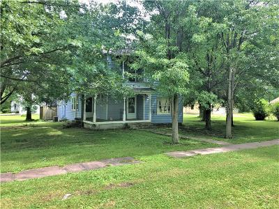 Cass County Single Family Home For Sale: 301 S 3rd Street