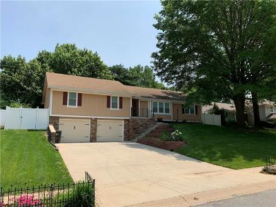 Leavenworth Single Family Home For Sale: 3137 Lakeview Circle