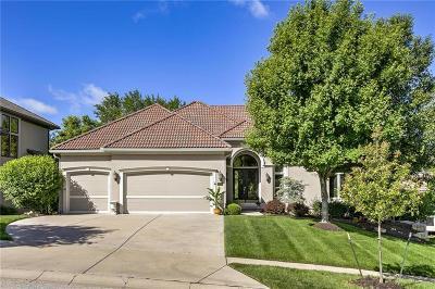 Lenexa Single Family Home For Sale: 9648 Pickering Street