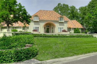 Overland Park KS Single Family Home For Sale: $1,445,000