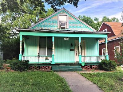 Kansas City Single Family Home For Sale: 3137 McGee Street