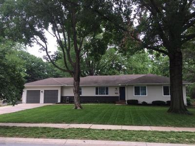 Single Family Home For Sale: 4030 W 99th Street