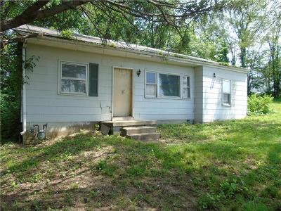 Kansas City Single Family Home For Sale: 3119 Marsh Avenue