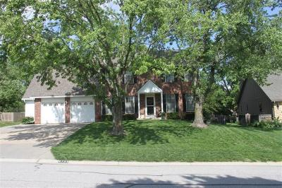 Shawnee Single Family Home For Sale: 5709 Hauser Drive