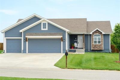 Basehor Single Family Home For Sale: 3729 N 154th Street