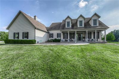 Stilwell Single Family Home For Sale: 19130 Walmer Street