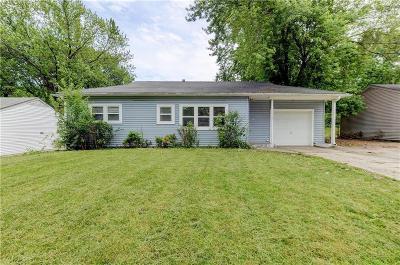 Kansas City Single Family Home For Sale: 1105 NE 45th Street