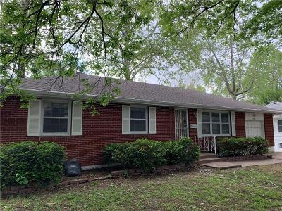 Kansas City Single Family Home For Sale: 5036 NE Michigan Avenue