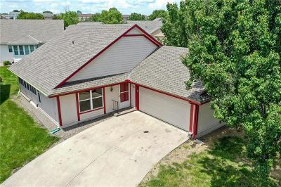 Raymore Single Family Home For Sale: 510 S Poseidon Way