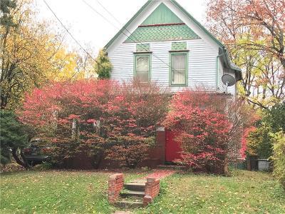 Kansas City Single Family Home For Sale: 1315 Greeley Avenue