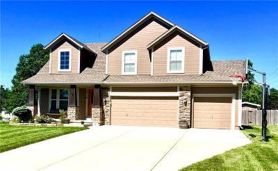 Basehor Single Family Home For Sale: 3716 153rd Terrace