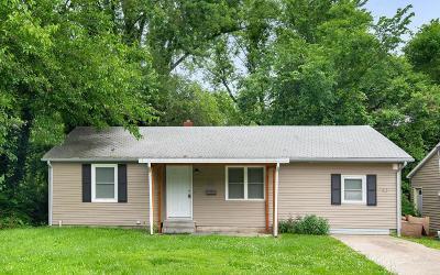 Warrensburg, Knob Noster Single Family Home For Sale: 337 Christopher Street