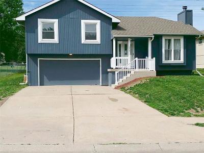 Kansas City Single Family Home For Sale: 1012 NE 103rd Terrace