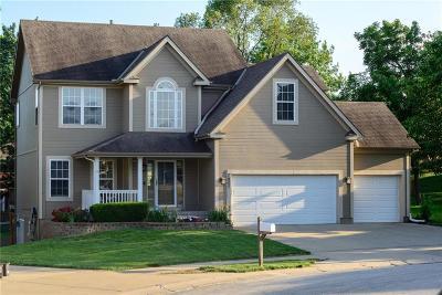 Kansas City Single Family Home For Sale: 7907 N Woodland Avenue