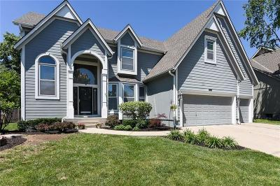 Overland Park Single Family Home Show For Backups: 8408 W 129th Terrace