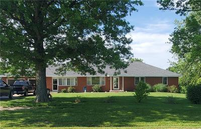 Cass County Single Family Home For Sale: 20500 E Waters Road