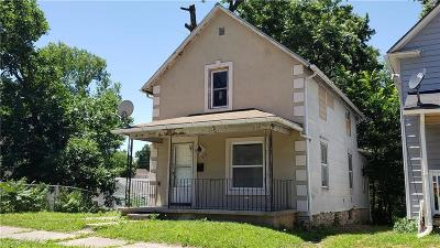 Kansas City Single Family Home For Sale: 714 Fremont Avenue