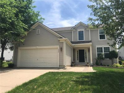Kansas City Single Family Home For Sale: 1615 NW 55th Terrace