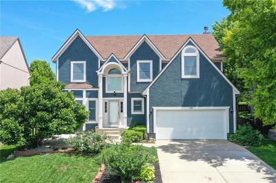 Overland Park Single Family Home For Sale: 11310 W 132nd Terrace