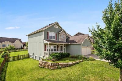Leavenworth Single Family Home For Sale: 3809 Clayton Drive