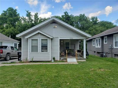Independence Single Family Home For Sale: 1412 W College Street