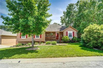 Grain Valley Single Family Home For Sale: 1321 SW Graystone Circle