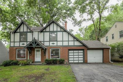 Kansas City Single Family Home For Sale: 424 E 79th Terrace