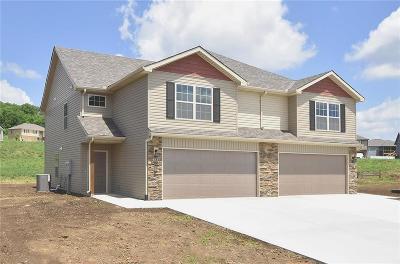 Platte City Multi Family Home For Sale: 126-8 Ryan Court