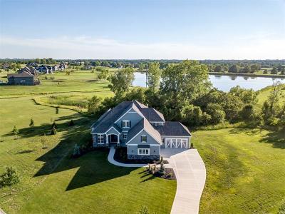 Stilwell Single Family Home For Sale: 19610 Windsor Drive