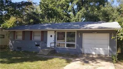 Single Family Home For Sale: 7520 E 52nd Street