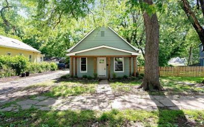 Kansas City Single Family Home For Sale: 4443 Eaton Street