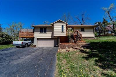 Kansas City KS Single Family Home For Sale: $163,000