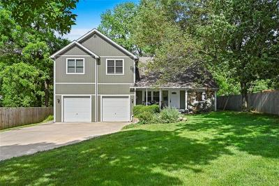 Overland Park Single Family Home For Sale: 7612 Eby Avenue