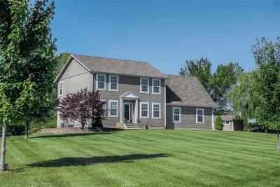 Harrisonville Single Family Home For Sale: 25603 E 267th Street